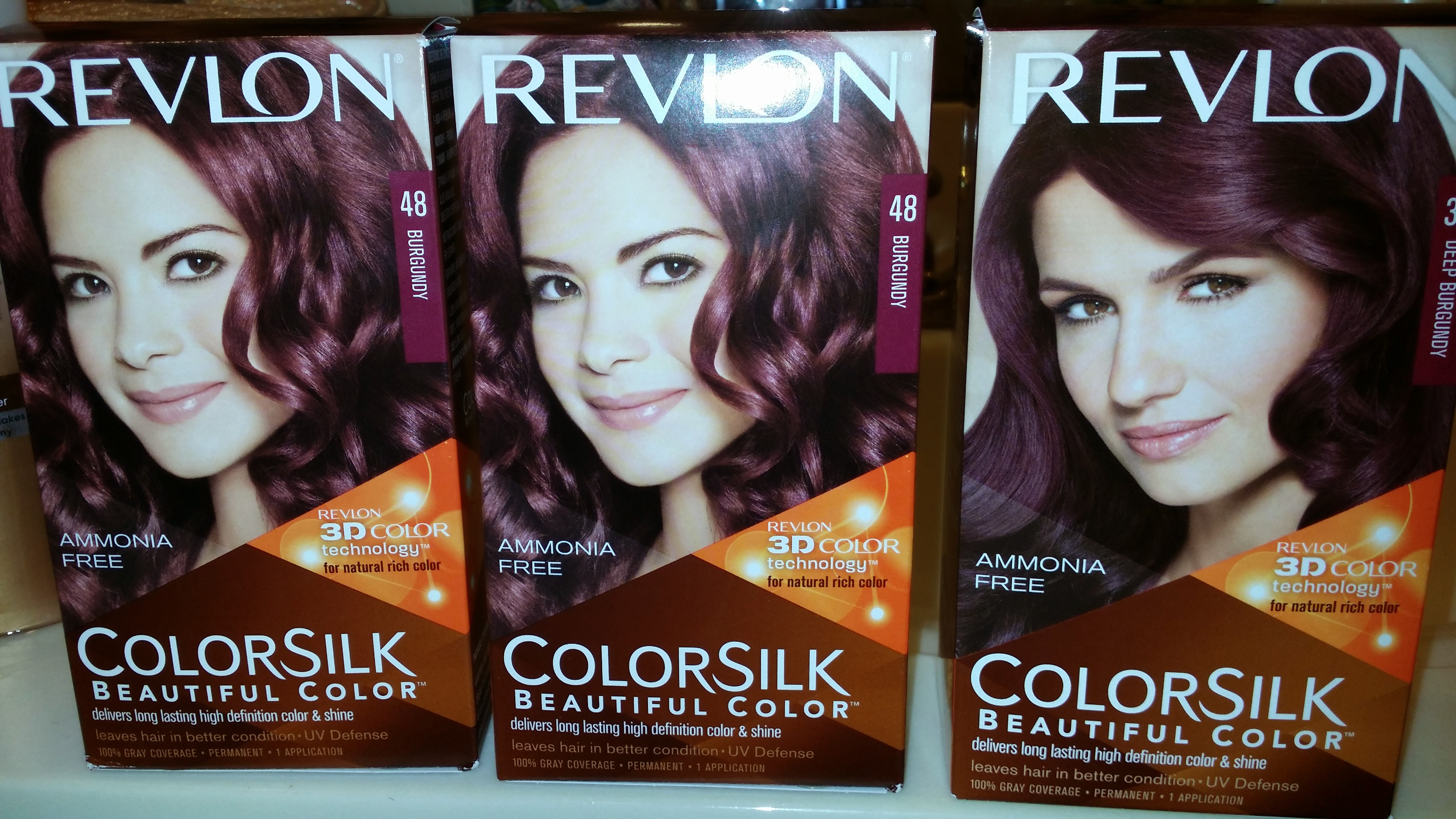 Alimoda Hair Company Review Deep Burgundy Hair Color Tutorial